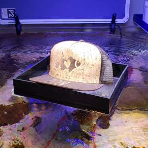 The Love Aquarium Hat - Cork